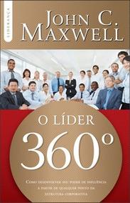 Livro John Maxwell O Líder 360