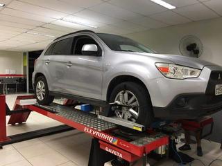Rampa Para Alinhamento De Automóveis E Utilitários Rae 4000