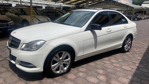Imagen 1 de 11 de Mercedes-benz Clase C 1.8 200 Cgi Sport At 2013