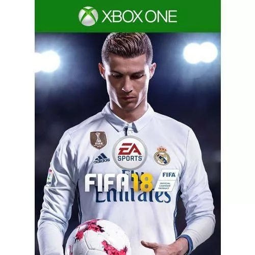 Fifa 18 Xbox One Midia Digital