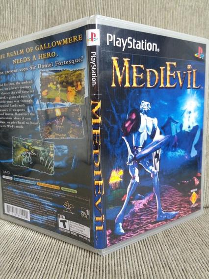 Medievil Legendado Para Playstation 1 - Patch