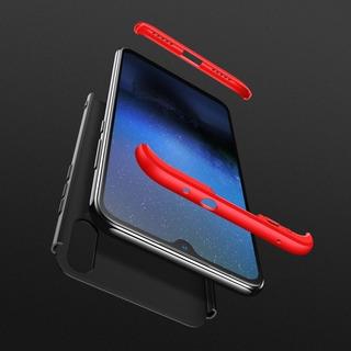 Capa Capinha 360 Para Xiaomi Mi A3 + Película De Vidro 3d