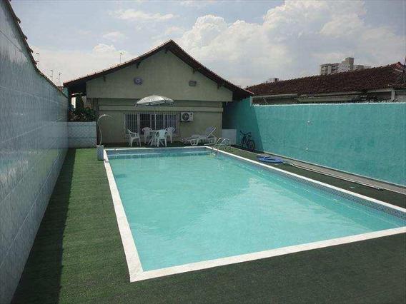 Casa Em Vila Guilhermina, Praia Grande/sp De 210m² 4 Quartos À Venda Por R$ 795.000,00 - Ca169103
