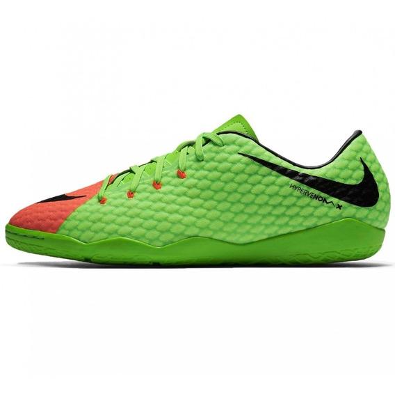 Chuteira Nike Hypervenom Phelon Iii Ic - Futsal