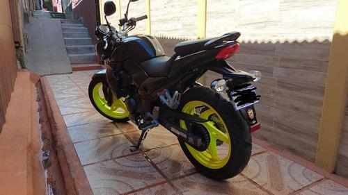 Sanyang Wolf 250cc Inyectada