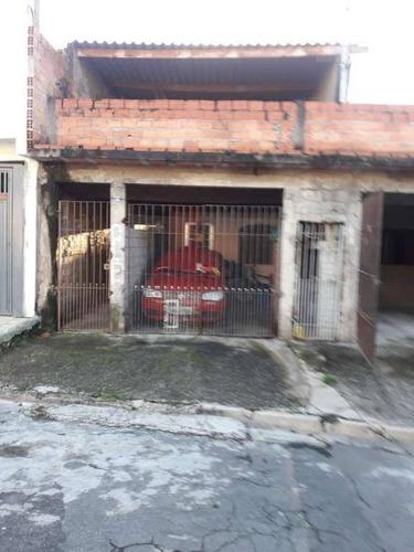 Sobrado À Venda, 100 M² Por R$ 250.000 - Jardim Fortaleza - Guarulhos/sp - So0140