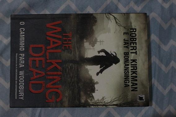 Livro - The Walking Dead - O Caminho Para Woodbury