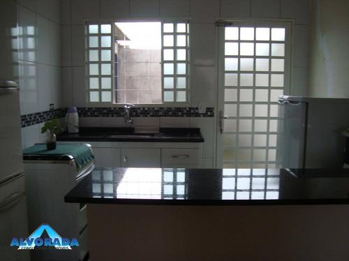 Imagem 1 de 8 de Casa Com 2 Dormitórios À Venda, 60 M² Por R$ 215.000,00 - Loteamento Santa Edwiges - São José Dos Campos/sp - Ca1809