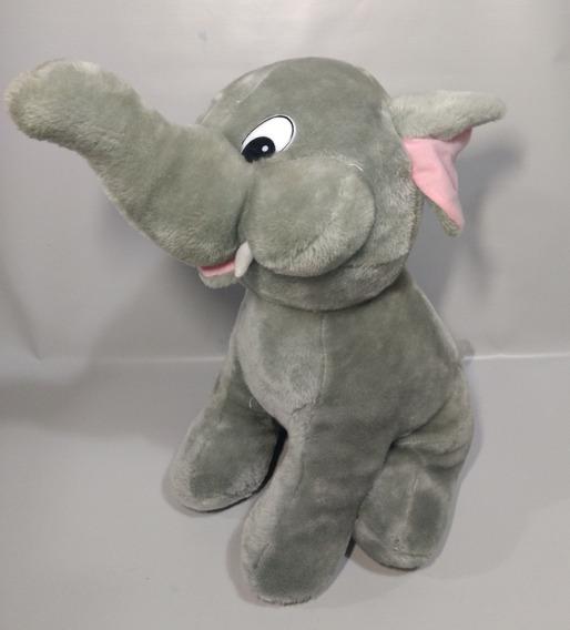 Elefante Pelúcia 45 Cm