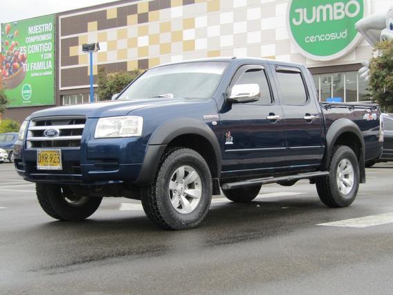 Ford Ranger Xlt Mt 2500 4x4 Diesel