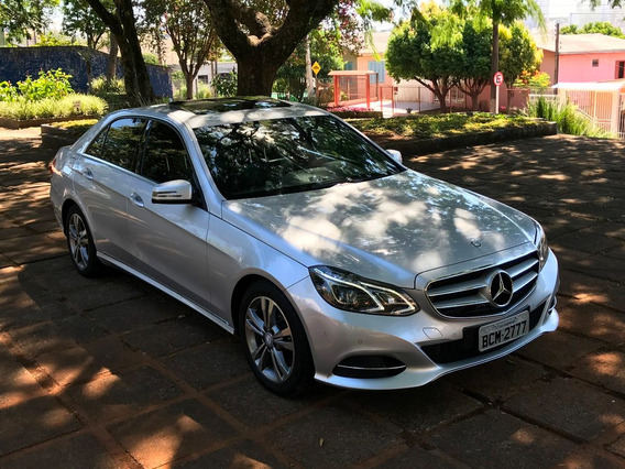 Mercedes-benz E-250 Cgi Blueefficiency Avantgarde 2.0 Tb Aut