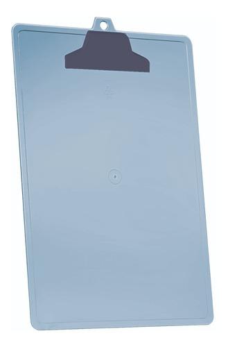 Imagem 1 de 6 de Prancheta Acrimet Com Prendedor Plastico  A4 Ref.131.0