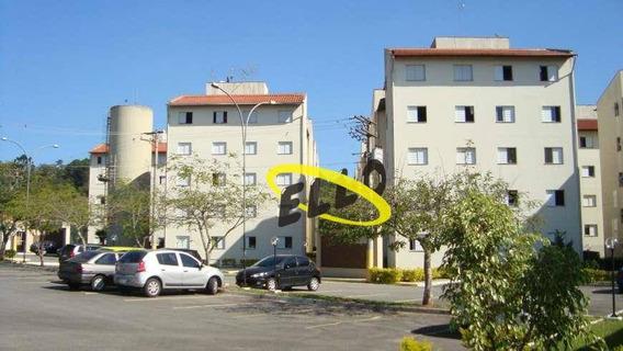 Apartamento Com 2 Dormitórios À Venda, 45 M² Por R$ 175.000 - Jardim Da Glória - Cotia/sp - Ap1739