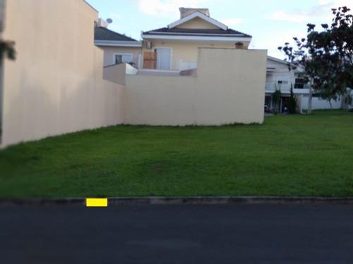 Imagem 1 de 16 de Terreno À Venda No Condomínio Villa Dos Inglezes, Em Sorocaba -sp - 3662 - 69315737