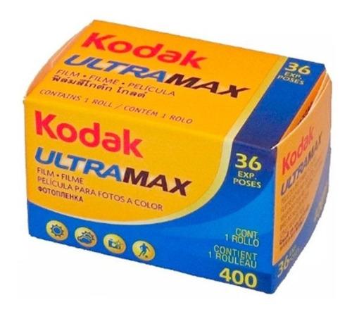 Rollo Color Kodak Ultra400 Asa - 135mm X 36 (44)
