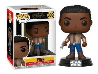 Funko Pop! Star Wars: The Rise Of Skywalker: Finn