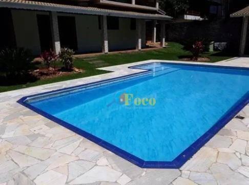 Chácara Com 4 Dormitórios À Venda, 1000 M² Por R$ 990.000,00 - Condomínio Parque São Gabriel - Itatiba/sp - Ch0070
