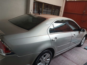 Ford Fusion Sel Less Plus V6 Ambient Ligthing Sync Mt 2008