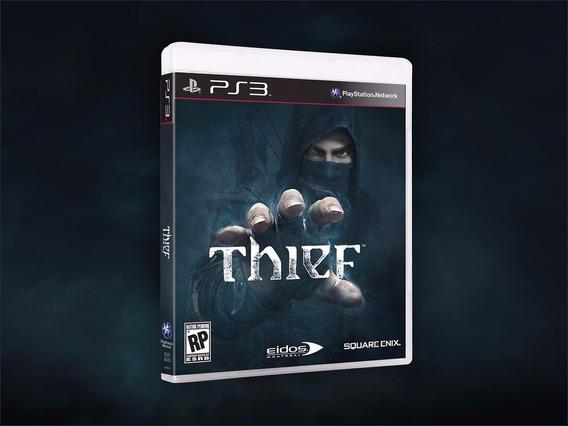 Thief Ps3 - Mídia Física Original | Com Garantia Playgorila
