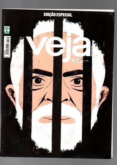 Revista Veja Especial Lula Nº 2577