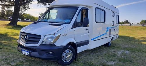 Motorhome Sprinter 515 2019