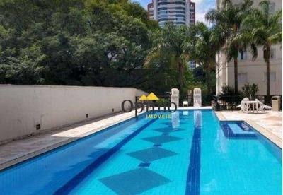 Apartamento Com 3 Dormitórios Para Alugar, 95 M² Por R$ 2.800/mês - Jardim Marajoara - São Paulo/sp - Ap2091