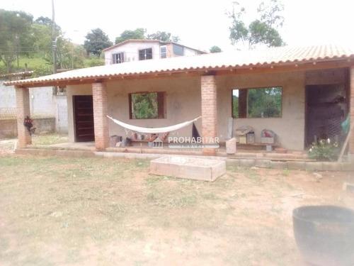 Chácara À Venda No Parque Florestal - Ch0125