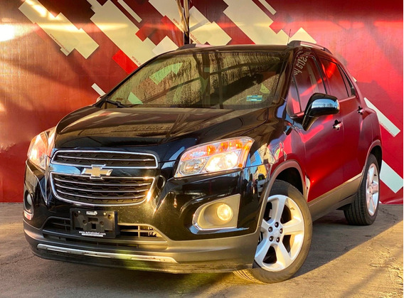 Chevrolet Trax Ltz 2016 Automática