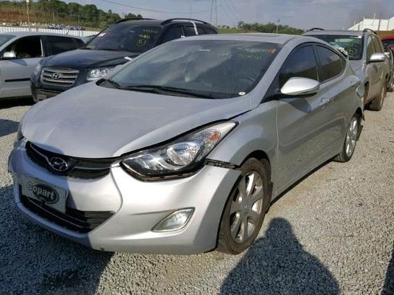Sucata Hyundai Elantra Gls 1.8 16v - Motor Câmbio Peças