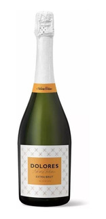 Champagne Dolores De Navarro Correas Extra Brut 750ml