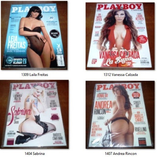 Revistas Play Boy