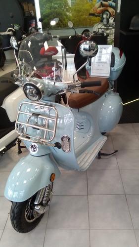 Moto Eléctrica - Vespa New - Sunra Rio Negro