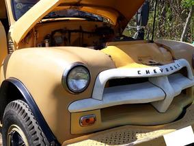 Volqueta Chevrolet 1955