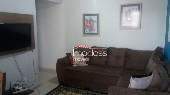 Apartamento Residencial Para Locação, Parque Nova Carioba, Americana. - Ap0492