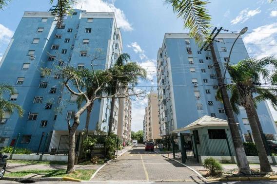 Ap 3 Dormitórios Com 66,88m² E 1 Vaga - Cavalhada - Ap3398