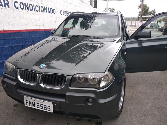 Bmw X3 2.5 2005 Blindada