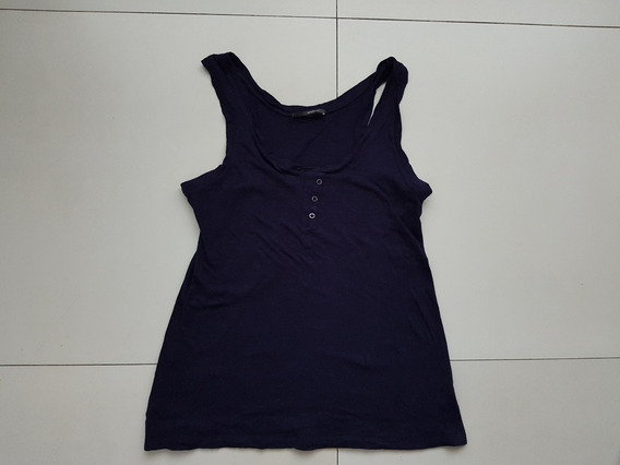 Remera Musculosa Akiabara Talle M Mujer Impecable