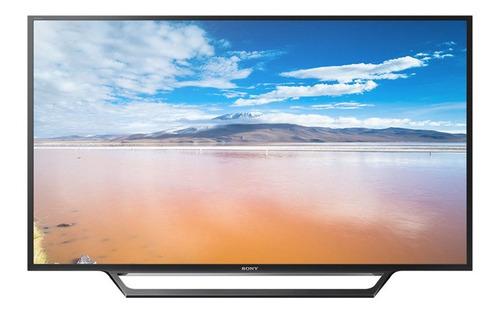 Imagen 1 de 5 de Tv 55  Sony Serie W Smart Kdl-55w655d 2k Netflix