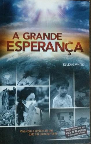 Livro A Grande Esperança 100 Paginas Novo