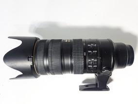 Lente Nikon 70-200mm 2.8