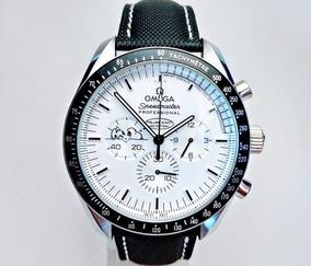 Relógio Omega Speedmaster Apollo 13 Noopy Cronógrafo