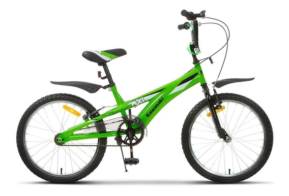 Bicicleta Infantil Kawasaki Mx1 Aro 20