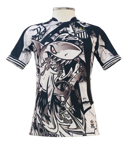 Camisa/camiseta Peixão - Referência Santos Peixe