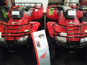 Honda Trx 250 Tm 4x2 0km Importante Descuento En Efectivo!!