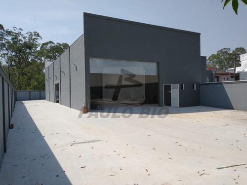 Imagem 1 de 15 de Galpao Industrial - Parque Sao Vicente - Ref: 7348 - L-7348