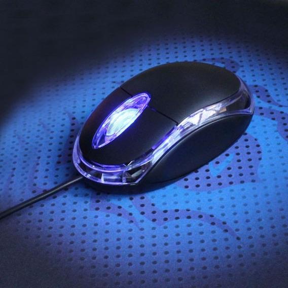 Mouse Optico Usb + Frete Gratis