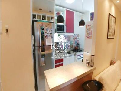 Apartamento De 50m² Com 2 Dormitórios À Venda No Gopouva - Ap1190