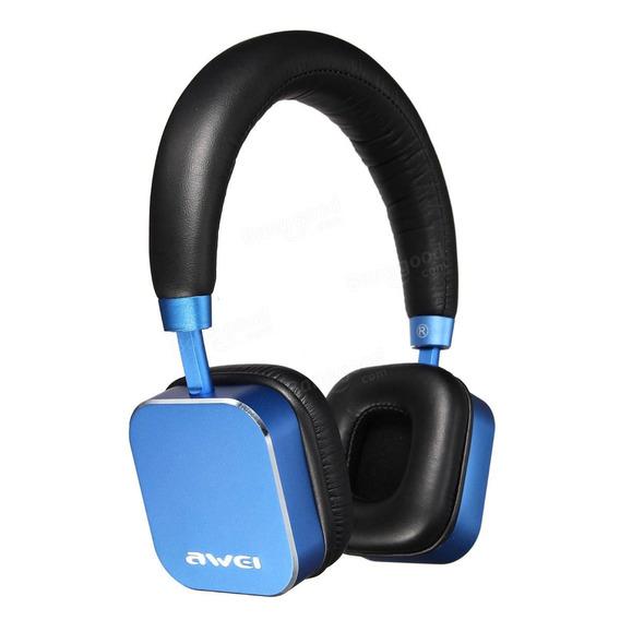 Fone De Ouvido Awei A900bl Azul Marinho