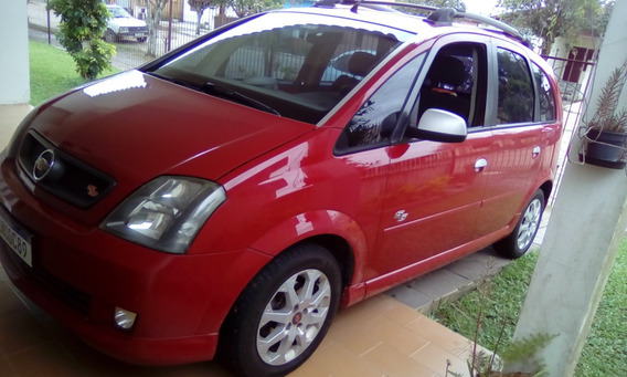 Meriva Ss 2007 1.8 Manual Super Nova