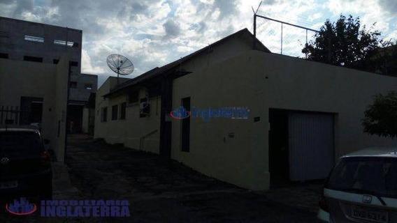 Barracão Para Alugar, 200 M² Por R$ 2.800/mês - Centro - Londrina/pr - Ba0021
